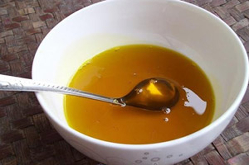 قىچا مېيى(菜籽油)