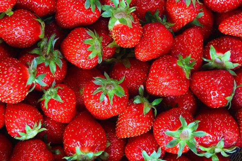بۆلجۈرگەن(草莓)